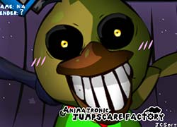Animatronic Jumpscare Factory - Dressup Game