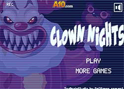 Clown Nights FNAF Game